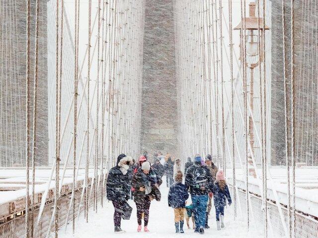 برندگان رقابت عکاسی با موضوع آب و هوا
