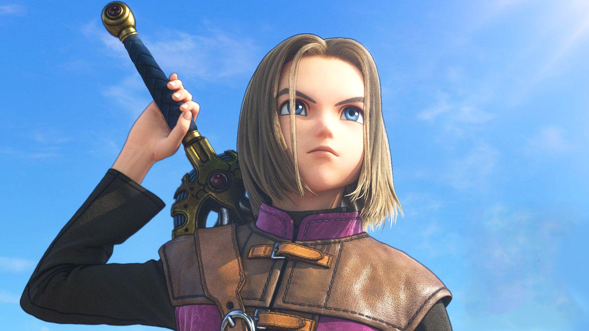 نسخه دمو بازی Dragon Quest 11 S منتشر شد